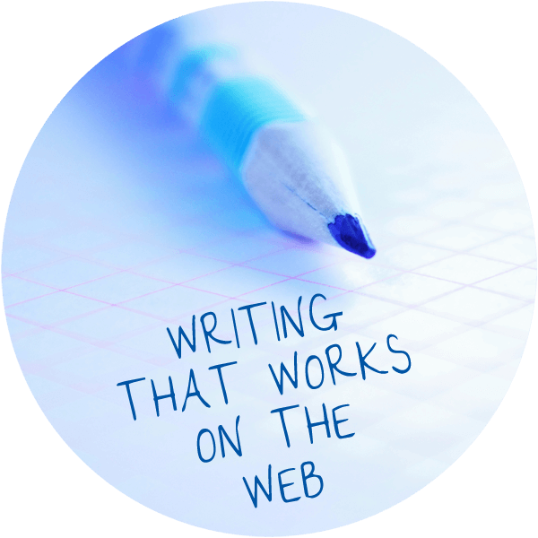 Copywriting that works on the web