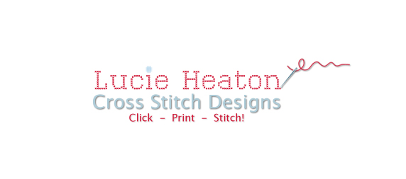 Logo design for Lucie Heaton by Bernie Bradley Websites
