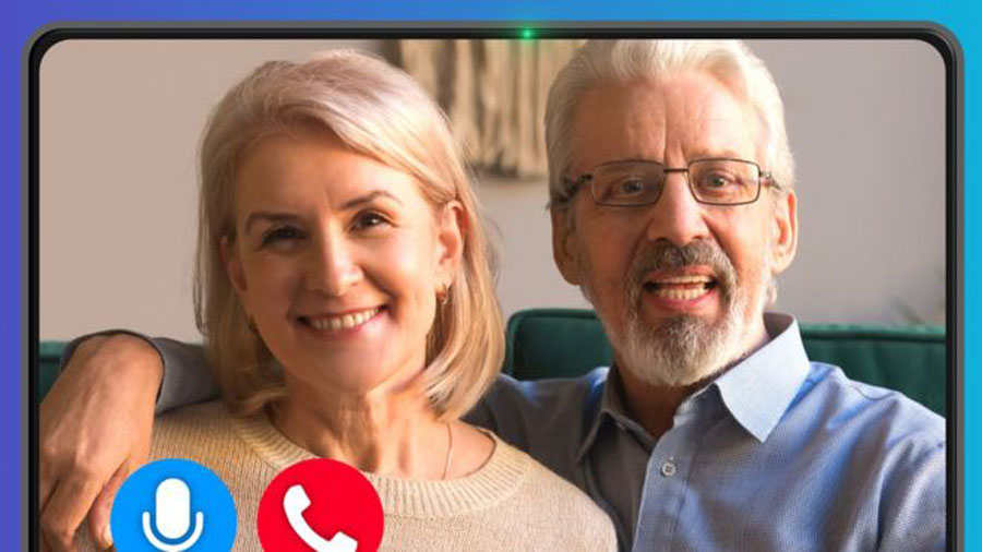 Discover how to video call your family & friends