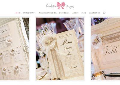 Charlotte Designs Web Design